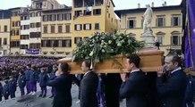 Lhommage vibrant des supporters de la Fiorentina à Davide Astori