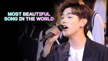 [Most Beautiful Song in the World] Eric Nam