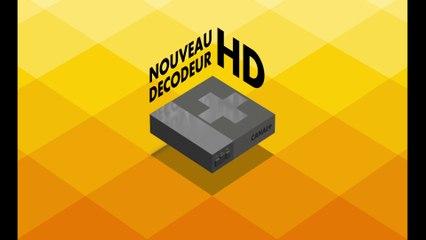 NOUVEAU DECODEUR HD