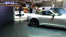 Abarth 124 GT : coupé carboné - En direct du salon de Genève 2018