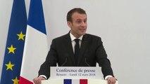 En Inde, Macron souhaite que Bollywood tourne plus de films en France