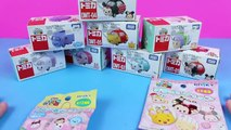 Disney Toys from Japan! Disney Cars Toys Tsum Tsum / Surprise Disney Tsum Tsum Blind Bags