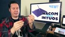 Wacom INTUOS Tutorial & FAQ (Draw, Comic, Art, Photo) #Intuos