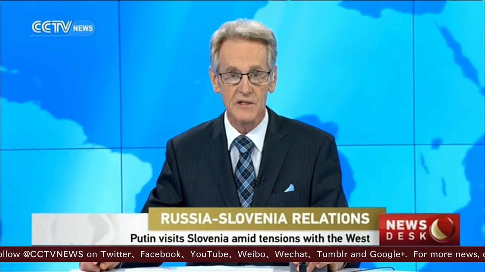 Russia Slovenia Relations Putin Visits Slovenia Amid Tensions With West Video Dailymotion
