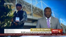 2016 Rio Olympics: 85,000 security personnel to patrol host city during Games