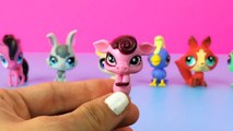 Lps videos littlest pet shop DIY tutorial Gold Custom LPS