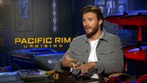 John Boyega and Scott Eastwood shake talk differences on 'Pacific Rim Uprising' from the original movie