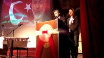 Akhisar Mehmet Akif Ersoy anılırken İstiklal Marşı'nın kabulünün 97. yılı kutlandı