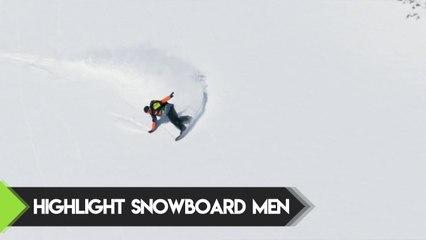 Highlight Snowboard Men - FWT18 Vallnord-Arcalís Andorra | Freeride World Tour 2018