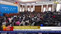 CPPCC spokesman comments on the work of CPPCC over the past five years