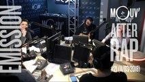 #AFTERRAP : l'affaire Damso, le rap belge...