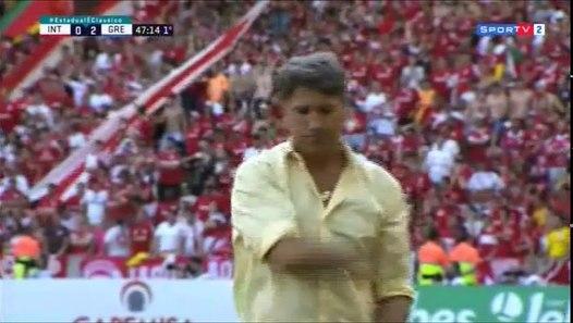 Internacional 1x2 Grêmio super compact gauchao 2018