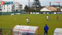 Football Régional 1 : Langon - Marmande (10 mars 2018)