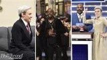 'SNL' Rewind: Sterling K. Brown Hosts, 'Bachelor' Spoof Tackles Mueller, Oscars Winners and Losers Mocked   THR News