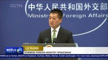China slams British reports on Japan propaganda campaign against China