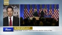 The Point with LIU Xin: LIU Xin speaks to Joel Martin Rubin on Trump's first press conference