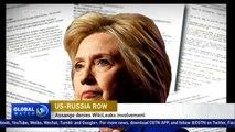 Julian Assange denies Russian involvement with Democrat leak