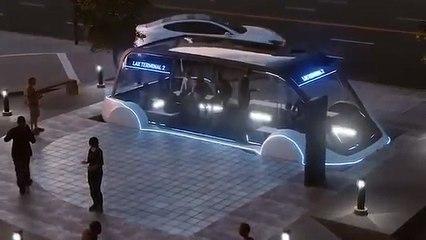 Découvrez l'Urban Loop, le métro de demain selon Elon Musk