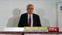 European Commission president demands clarity from Trump on trade, climate, NATO