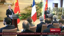 French minister hails nuclear power project in UK