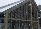 Snow Falls Across North Carolina as Winter Storm Forms