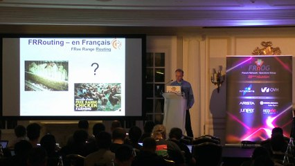 FRNOG 29 - Vincent Jardin (6Wind) : FRRouting