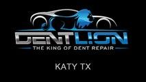 PDR   Paintless Dent Repair   Katy TX   Dent Lion