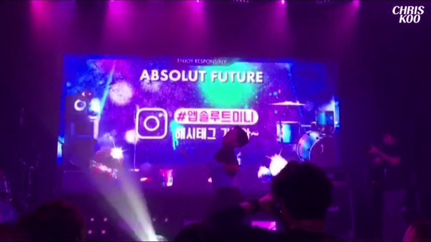 BEYONCE - CRAZY IN LOVE REMIX BY CHRIS KOO (@ABSOLUT FUTURE PARTY 2018)