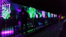 Halloween Ghost Train - Live Steamers Haunted Train Ride