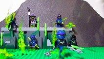 Lego Ninjago Morropossesed Lloyd Vs The Ninja Video Dailymotion