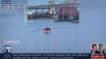 [Zap Actu] Un hélicoptère se crashe dans l'East River, à New York, cinq morts (13/03/2018)