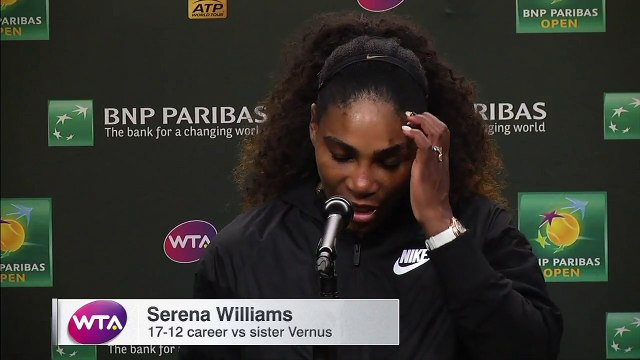 Venus Williams beats Serena Williams for first time in nearlyVenus Williams beats Serena Williams for first time in nearly four years _ ESPN_HD four years _ ESPN_HD