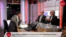 """""""Il y a un conflit entre Emmanuel Macron et les journalistes politiques. Emmanuel Macron est convaincu qu'ils sont responsables de la conservation du vieux monde..."""" Maurice Szafran (13/03/2018)"""