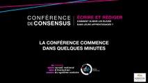Conférence de Consensus - écrire et rédiger