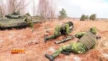 """Cette """"époque inquiétante"""" où même la Suède fait des manœuvres militaires"""