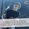 Bertrand Cantat, le paria des festivals