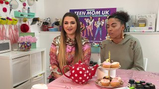 Teen Mom UK star wishes she d waited to be a mum