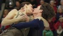 Le Patinage artistique sur glace Tessa Virtue - Scott Moir FD NHK Trophy