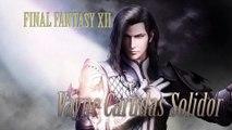 Dissidia Final Fantasy - Bande-annonce Vayne