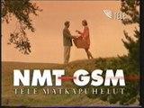 NMT GSM mainos Tele Matkapuhelut Retro TV-mainos