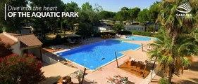 Camping Vendres Plage - Sandaya Blue Bayou Hérault - Languedoc Roussillon - Occitanie - UK