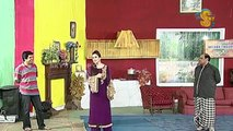 Agha Majid, Nasir Chinyoti and Nargis New Pakistani Stage Drama Full Comedy Clip Banarsi
