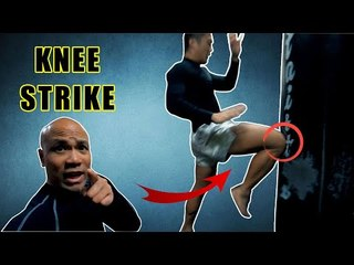 How to knee elbw strike harder and faster | Muay Thai fighter