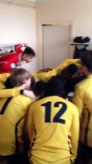 U17: Victoire de nos U17 R1 à DIJON USC sur le score de 2 à 0.