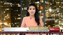 Kashmir conflict: Pakistan and India exchange fresh fire as tensions rise