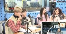 [ENG] 180214 Golden Child (Joochan, Jibeom) Choi Hwa Jung's Power Time PART 2
