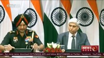 India claims 'surgical strikes' against militants in Pakistan-held Kashmir