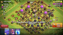 Clash of Clans - 300 Bowlers Raid (Massive Clash of Clans Game Play)