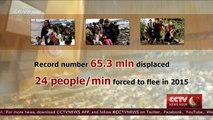 UN summit on tackling refugee and migrant crisis