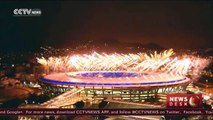 Paralympics Opening ceremony: Rio 2016 Games underway at sell-out crowd in Maracana